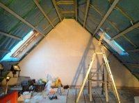 Renovierung in Haus